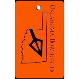 Oklahoma Bow Hunter Tag.