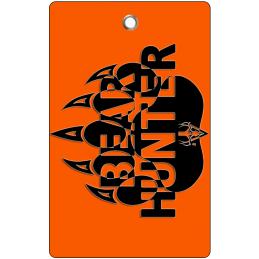 Bear Claw Hunting Tag