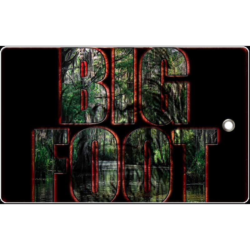 Bigfoot Game Tag