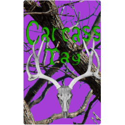 Realtree Purple and Green