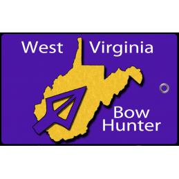 west virginia hunting tag