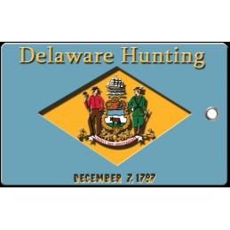 Delaware hunting tag