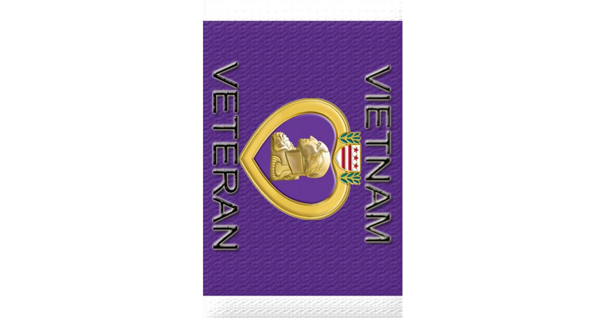 Vietnam Veteran Hunting tag