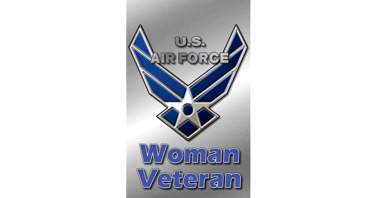Women Airforce Hunting tag