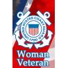 Woman Coast Guard hunt Tag