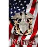 Retired Navy hunter Tag