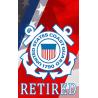 Retired Coast Guard Field Tag