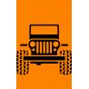 Jeep Hunt Tag