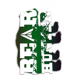 Bear Tag Green