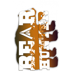 Bear Tag Brown