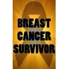 Breast Cancer Survivor Tag