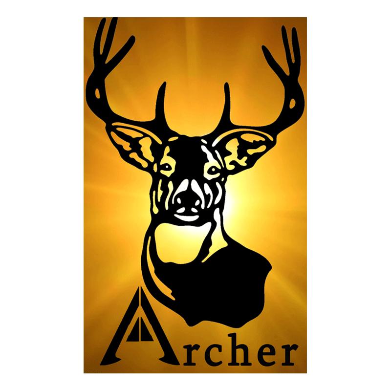 Archer Deer Tag