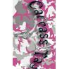 Camo Pink Deer Tag