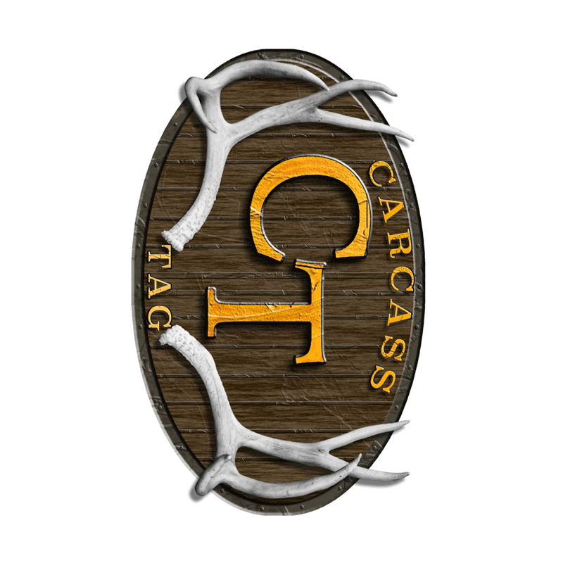 Carcass Tag Logo