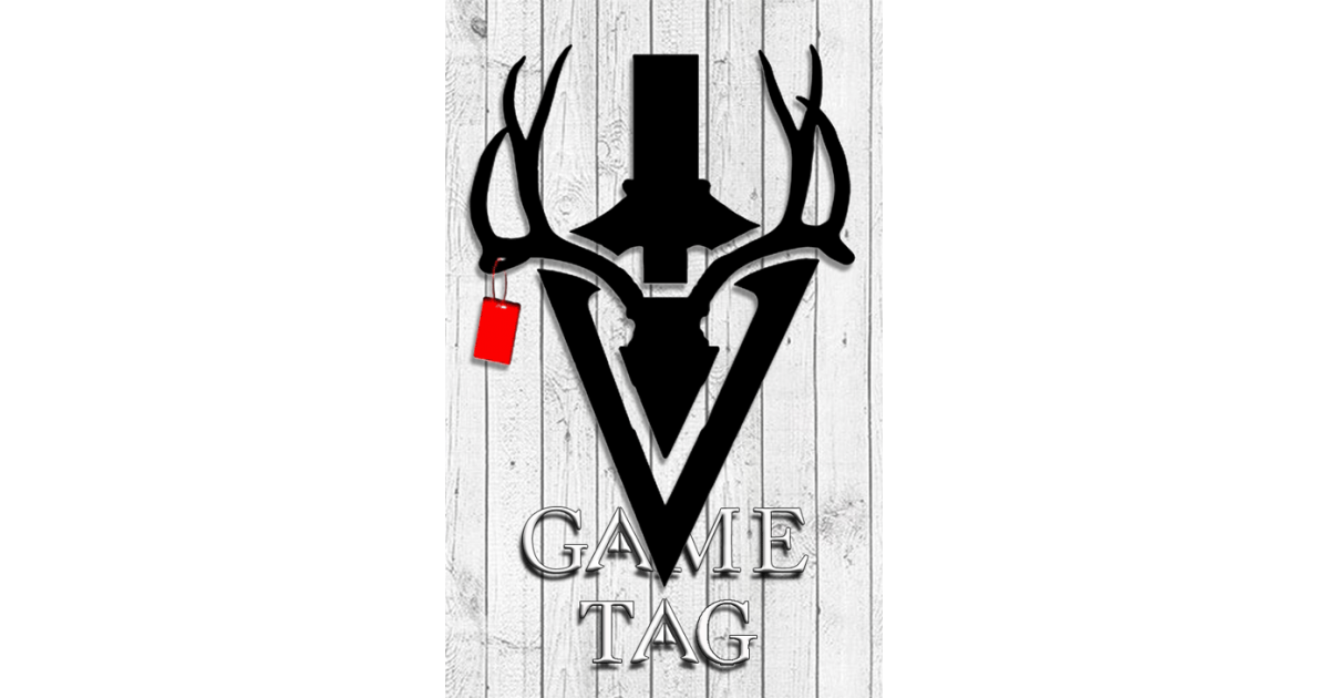 Big Game Hunting Tag