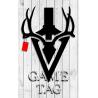Big Game Hunting Tag