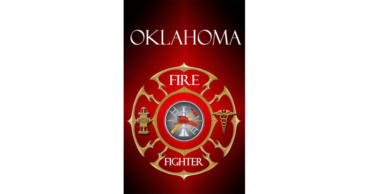 Oklahoma Firefighter Carcass Tag