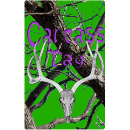Realtree Green and Purple