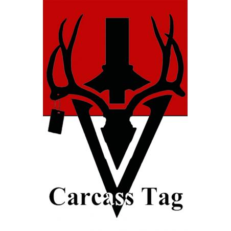 Major League Hunting Tag RWB