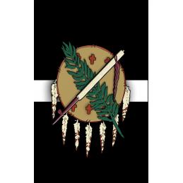 Hunting Tag Scuba Flag