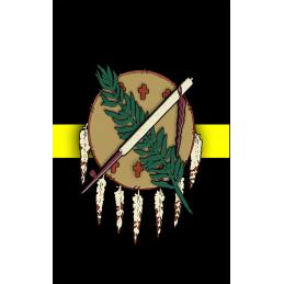 Oklahoma hunting Tag Yellow