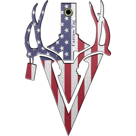 Carcass Tag Flag