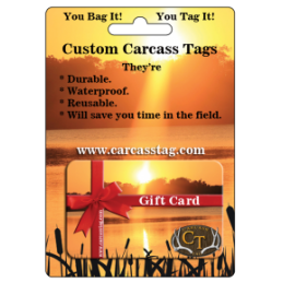 #hunttaggiftcard #hunttag