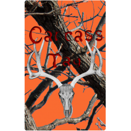 Realtree Orange and Red